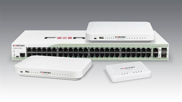 Secure WLAN, Fortinet
