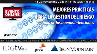 webinar_gestion_riesgo_Iron Mountain
