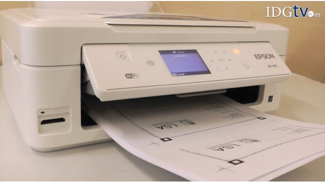 Multifunci�n Epson Expression Home