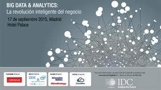 IDC Big Data & Analytics 2015