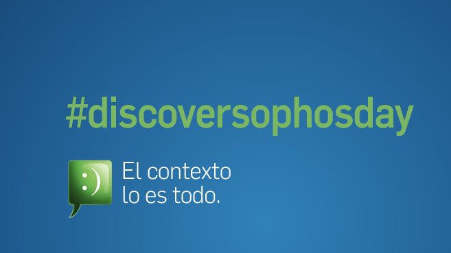 Discover Sophos Day