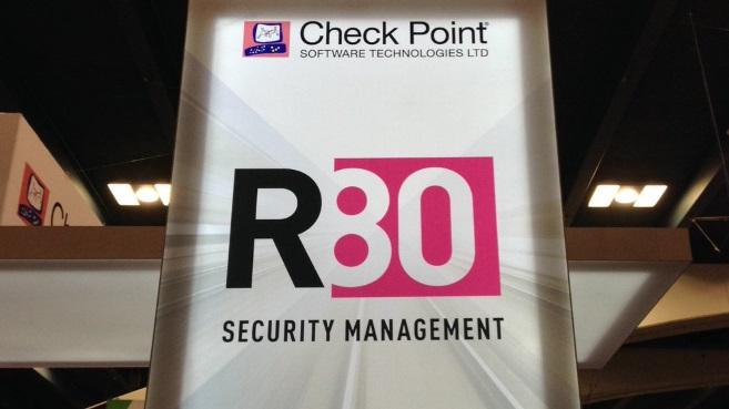Check Point R80