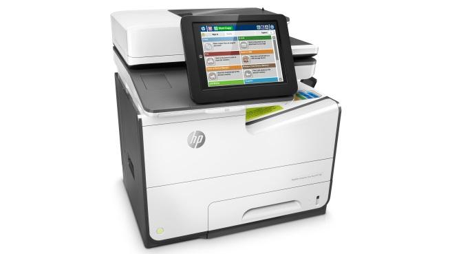 HP PageWide MFP