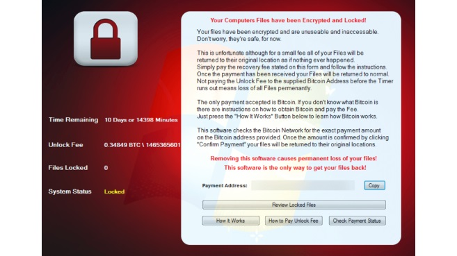 Ransomware manamecrypt