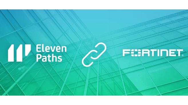 ElevenPaths y Fortinet
