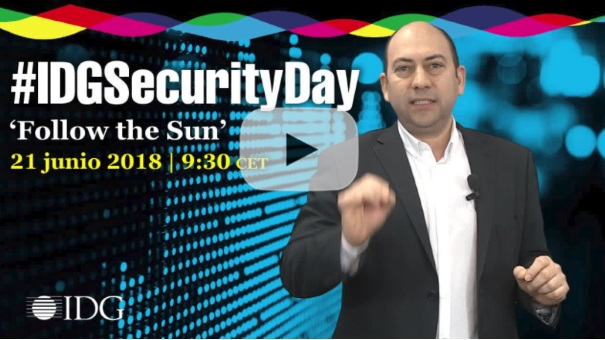 IDG Security Day - Marlon video