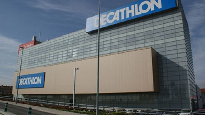 Decathlon edificio