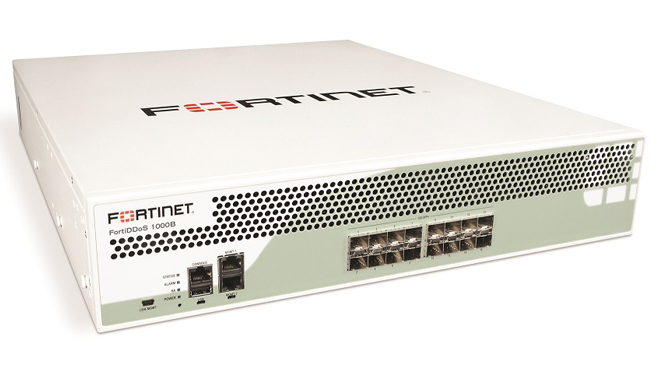 Fortinet FortiDDoS