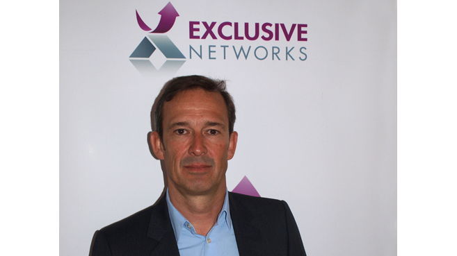 Olivier Breittmayer, CEO Exclusive Networks