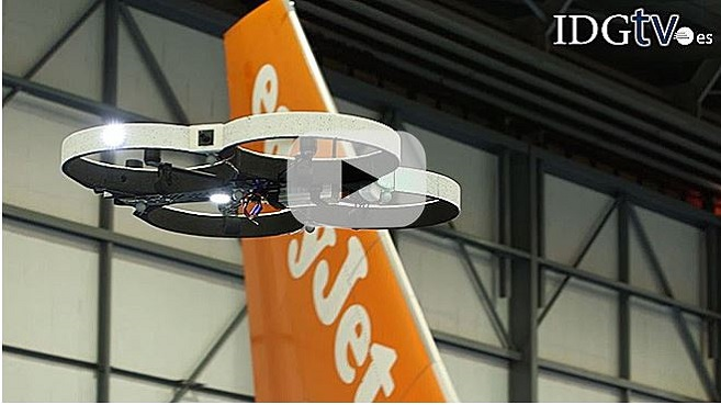 drone video easyjet