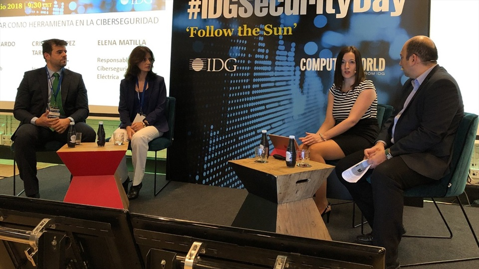 Mesa expertos CSO en IDG Security Day