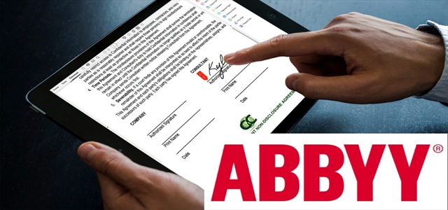 ABBYY documentos