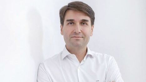Jorge Hurtado, vicepresidente de Cipher